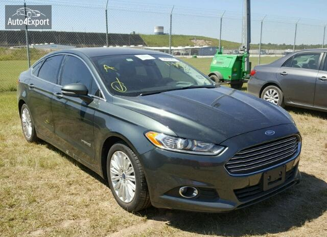 2015 FORD FUSION #1025730671