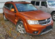 2011 DODGE JOURNEY SX #1230430453