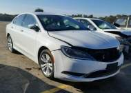 2016 CHRYSLER 200 LIMITE #1233969033