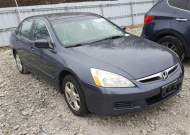 2007 HONDA ACCORD EX #1237716519