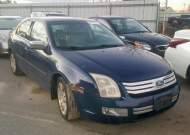 2007 FORD FUSION SEL #1241580446