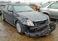 2012 CADILLAC CTS LUXURY #1254288286