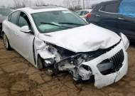 2012 BUICK REGAL #1256344009