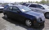 2007 CADILLAC CTS HI FEATURE V6 #1257057543