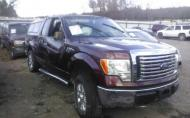 2010 FORD F150 SUPER CAB #1257077313