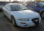 1999 CHRYSLER SEBRING LX #1257852686