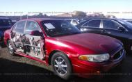 2005 BUICK LESABRE LIMITED #1259176193