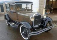 1929 FORD MODEL A #1259449766