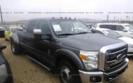 2012 FORD F350 SUPER DUTY #1260861106