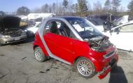 2012 SMART FORTWO PURE/PASSION #1261441486