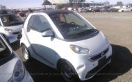 2015 SMART FORTWO ELECTRIC #1263105703