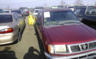 2000 NISSAN FRONTIER KING CAB XE #1263427819
