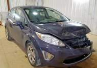 2012 FORD FIESTA SES #1265250049