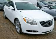 2012 BUICK REGAL #1265276449
