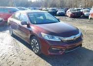 2017 HONDA ACCORD HYB #1266158039
