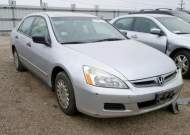 2006 HONDA ACCORD VAL #1266520366