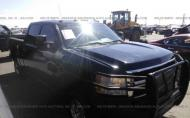 2008 CHEVROLET SILVERADO C2500 HEAVY DUTY #1268744463