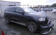 2014 DODGE DURANGO LIMITED #1269745379