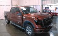 2014 FORD F150 SUPERCREW #1272067889