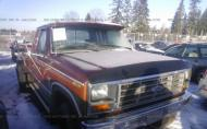1984 FORD F250 #1273252443