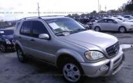 2003 MERCEDES-BENZ ML 320 #1277085279