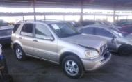 2003 MERCEDES-BENZ ML 350 #1277085286