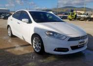 2013 DODGE DART LIMIT #1278525653