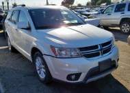 2013 DODGE JOURNEY SX #1288008723