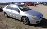 2007 HONDA ACCORD EX #1288329273