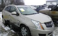 2010 CADILLAC SRX LUXURY COLLECTION #1291087989