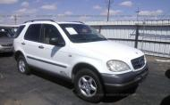 1999 MERCEDES-BENZ ML 320 #1292882309