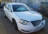 2014 CHRYSLER 200 LX #1295094729