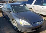 2005 HONDA ACCORD HYB #1295700496