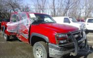 2007 CHEVROLET SILVERADO K2500 HEAVY DUTY #1298464899