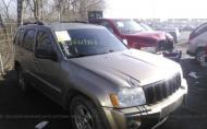 2005 JEEP GRAND CHEROKEE LIMITED #1299117336