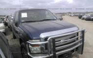 2008 FORD F250 SUPER DUTY #1300391129