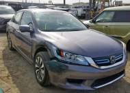 2014 HONDA ACCORD HYB #1301909833