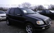 2004 MERCEDES-BENZ ML 350 #1303313146