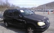2000 MERCEDES-BENZ ML 320 #1303313179