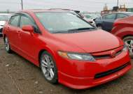 2007 HONDA CIVIC SI #1306987429