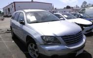 2006 CHRYSLER PACIFICA TOURING #1308001546