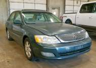 2002 TOYOTA AVALON XL #1310574653