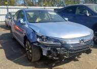 2017 HONDA ACCORD HYB #1311152339