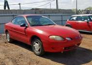 1999 FORD ESCORT ZX2 #1311823133
