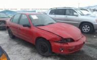 2002 CHEVROLET CAVALIER CNG #1318767276