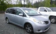 2012 TOYOTA SIENNA LE #1318853619