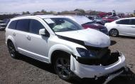 2016 DODGE JOURNEY CROSSROAD #1319391053