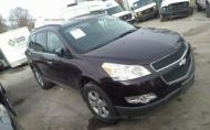 2010 CHEVROLET TRAVERSE LT #1319987123