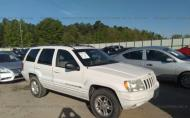 2000 JEEP GRAND CHEROKEE LIMITED #1320018866