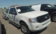 2008 FORD EXPEDITION EL XLT #1323043399